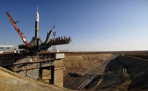 Klargøring af Soyuz TMA-11