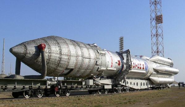 Proton-M til ubemandede opsendelser