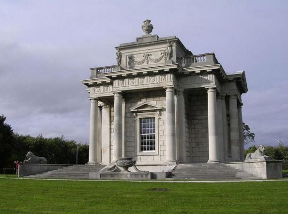 Marino Casino, Dublin, Republic of Ireland.