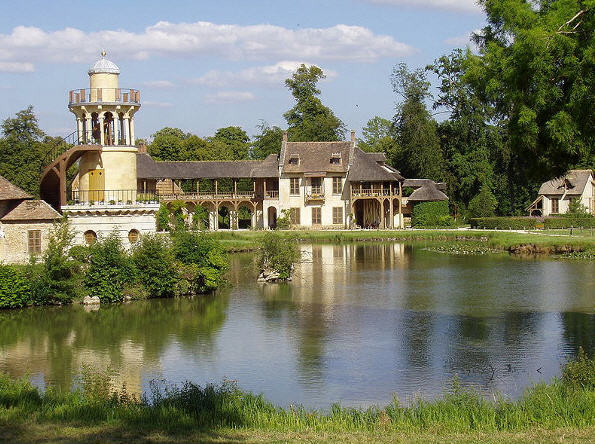 Marie Antoinette dårskab ved Versailles