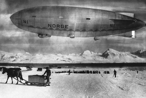Next stop Nordpolen