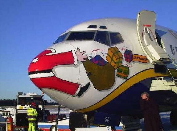 Ryanair kan også være med
