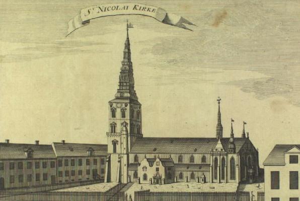 kunsthallen nikolaj kirke
