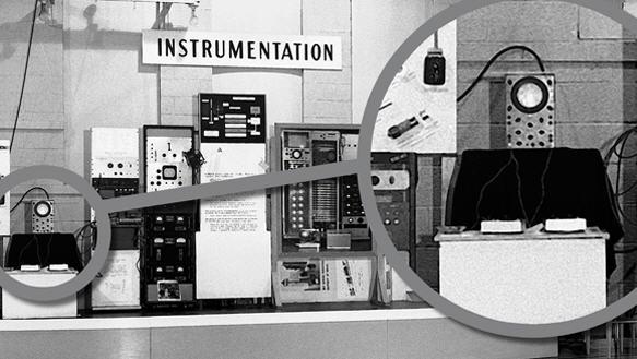 Computerspillets åndelige forfader fremvises på Brookhaven National Laboratory i 1958