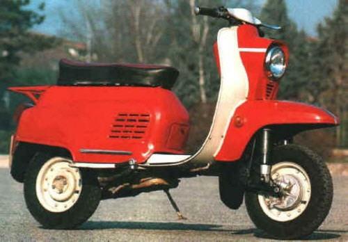 Vyatka-Electron den sidste af de ædle Sovjet-scootere